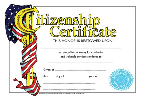 Citizenship & SSN